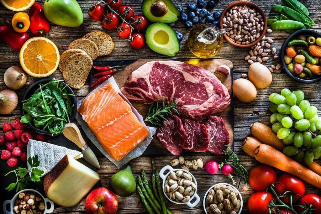 50 nyttiga livsmedel